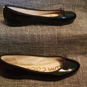 Sam Edelman Finley Patent Ballet Flat sz 8.5
